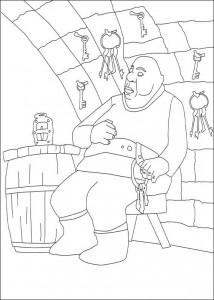 coloring page Despereaux (9)