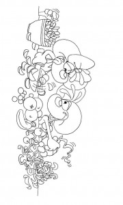 coloring page Diddlina (21)