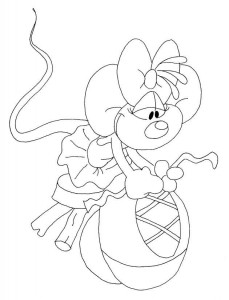coloring page Diddlina (28)