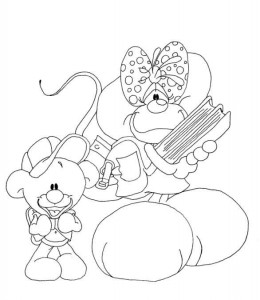 coloring page Diddlina (30)