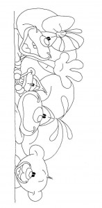 coloring page Diddlina (8)