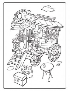 coloring page Dobus (18)