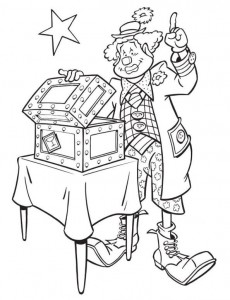 coloring page Dobus (5)