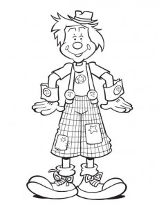 coloring page Dobus (7)