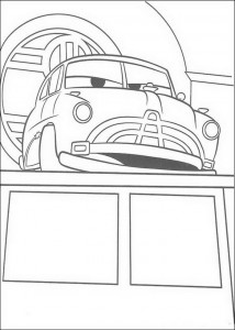 Doc Hudson as judge