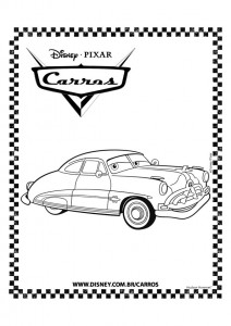 coloring page Doc