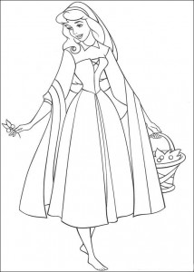coloring page Sleeping Beauty (3)