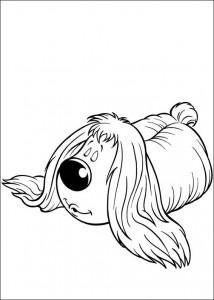 pagina da colorare Dougal (1)
