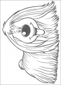 pagina da colorare Dougal (3)