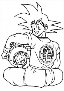 coloring page Dragon Ball Z (29)