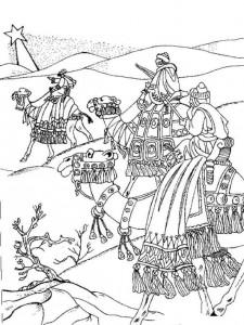 målarbok Tre kungar (13)