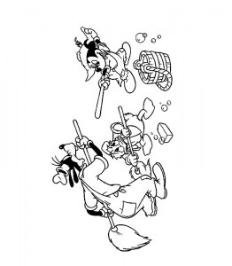 coloring page Three Musketeers (6)