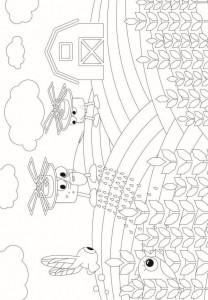 coloring page Drones (1)