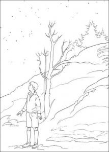 Kleurplaten Waterval.Kleurplaten Van Narnia De Kronieken Van Narnia Jouwkleurplaten