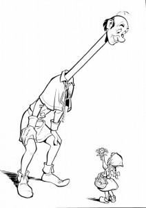 раскраска Efteling (1)