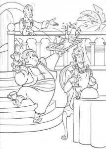 coloring page Elena from Avalor (12)