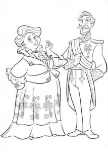coloring page Elena from Avalor (25)