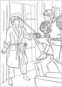 coloring page Enchanted (4)