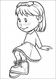 coloring page Ermintrude (1)