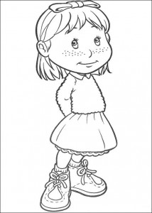 coloring page Ermintrude (2)