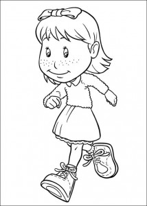 coloring page Ermintrude