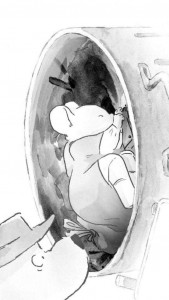 coloring page Ernest and Celestine (5)