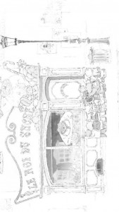 kleurplaat Ernest en Celestine (8)