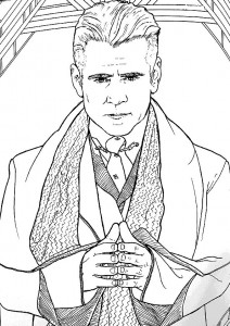 coloring page fantastic-beasts-16