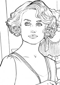 coloring page fantastic-beasts-17
