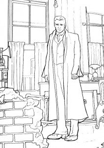 coloring page fantastic-beasts-19