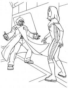 målarbok Fantastic Four (28)
