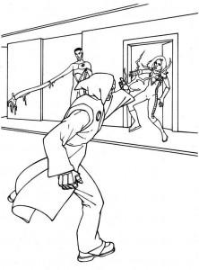 målarbok Fantastic Four (33)