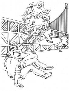 målarbok Fantastic Four (8)