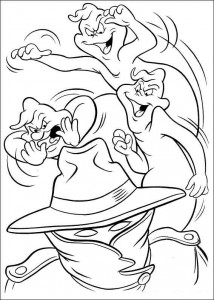 coloring page Fatso Fusso Lazo and the crook