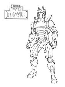 coloring page fortnite (5)