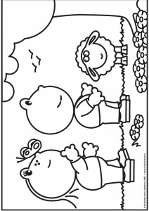coloring page Frokkie and Lola (29)