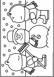 coloring page Frokkie and Lola (35)