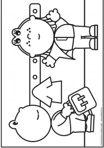 coloring page Frokkie and Lola (49)
