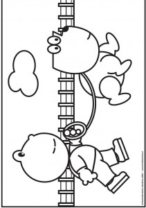coloring page Frokkie and Lola (51)