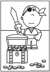 coloring page Frokkie and Lola (6)