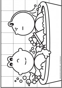 coloring page Frokkie and Lola (62)