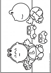 coloring page Frokkie and Lola (65)