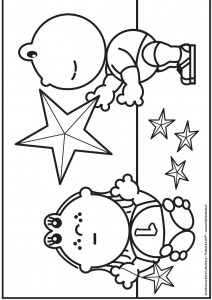 coloring page Frokkie and Lola (74)
