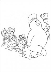 målarbok Frosty (17)
