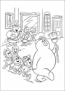 målarbok Frosty (8)