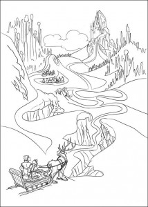 coloring page Frozen (13)