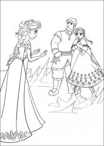 målarbok Frozen (16)