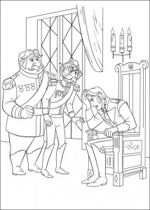 coloring page Frozen (23)