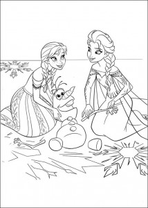 coloring page Frozen (24)