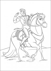 coloring page Frozen (26)